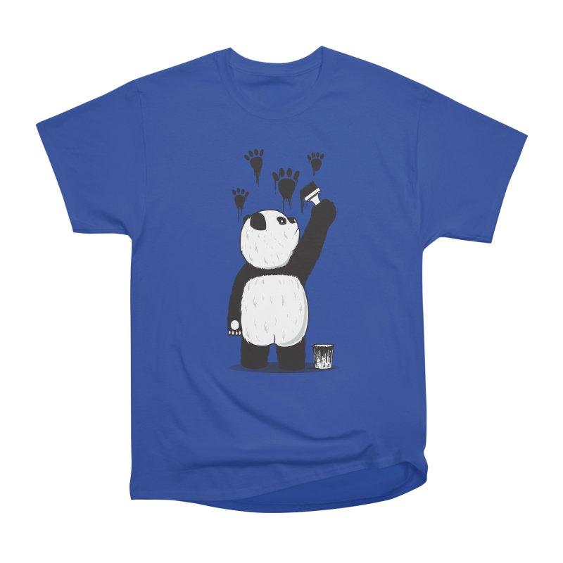 Pandalism Men's Classic T-Shirt by Fathi