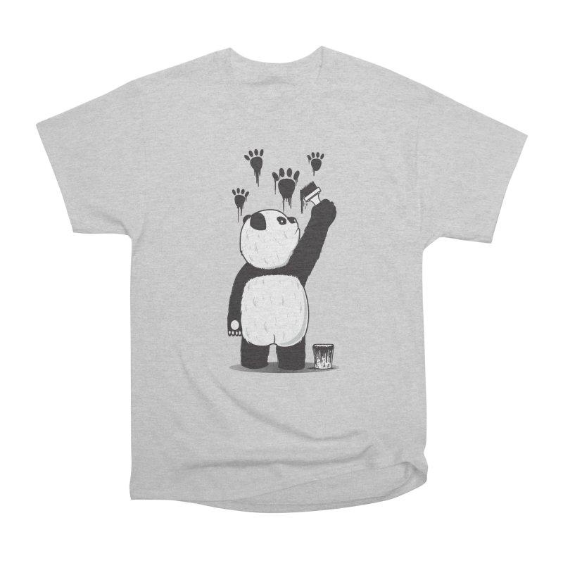 Pandalism Women's Classic Unisex T-Shirt by Fathi