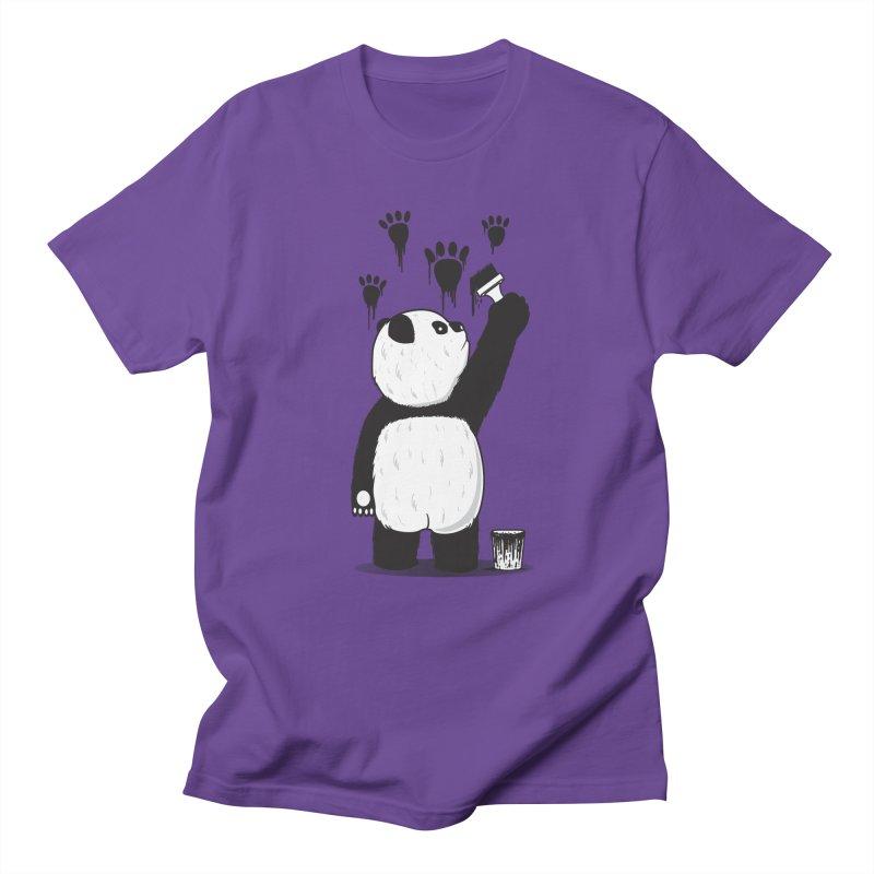 Pandalism Women's Unisex T-Shirt by Fathi