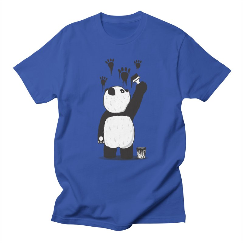 Pandalism Women's Regular Unisex T-Shirt by Fathi