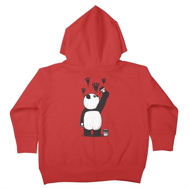 Pandalism Kids Toddler Zip-Up Hoody by Fathi