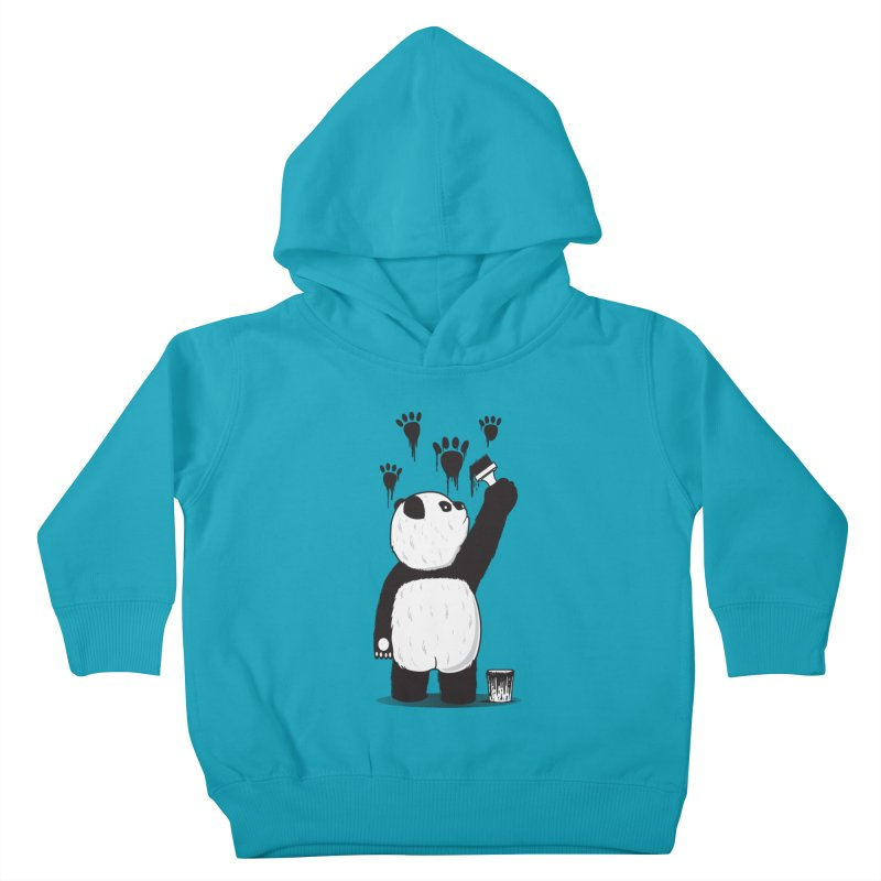Pandalism Kids Toddler Pullover Hoody by Fathi