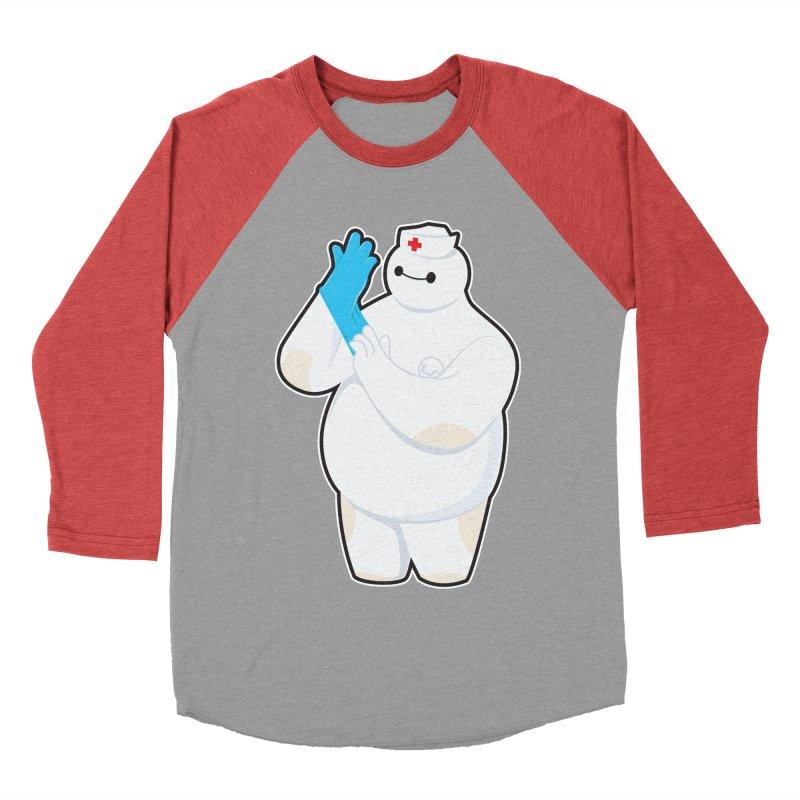 Robotic Nurse Women's Baseball Triblend T-Shirt by Fathi