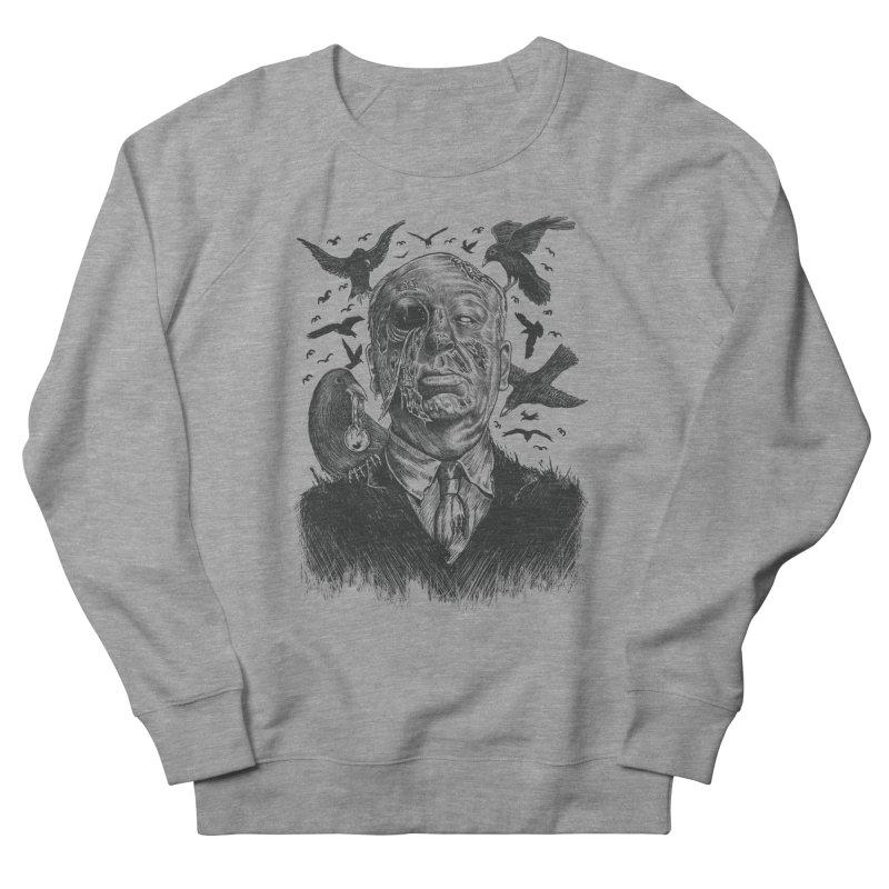 Bird Attack Men's Sweatshirt by Fathi