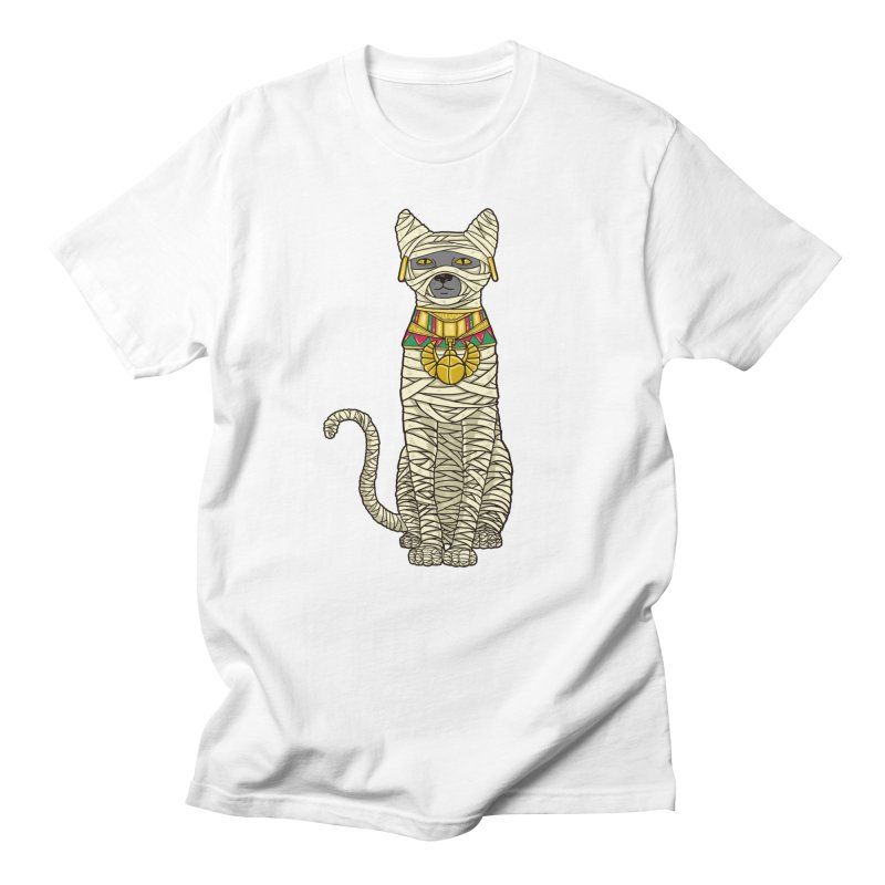 Ancient Cat Return Men's T-Shirt by Fathi