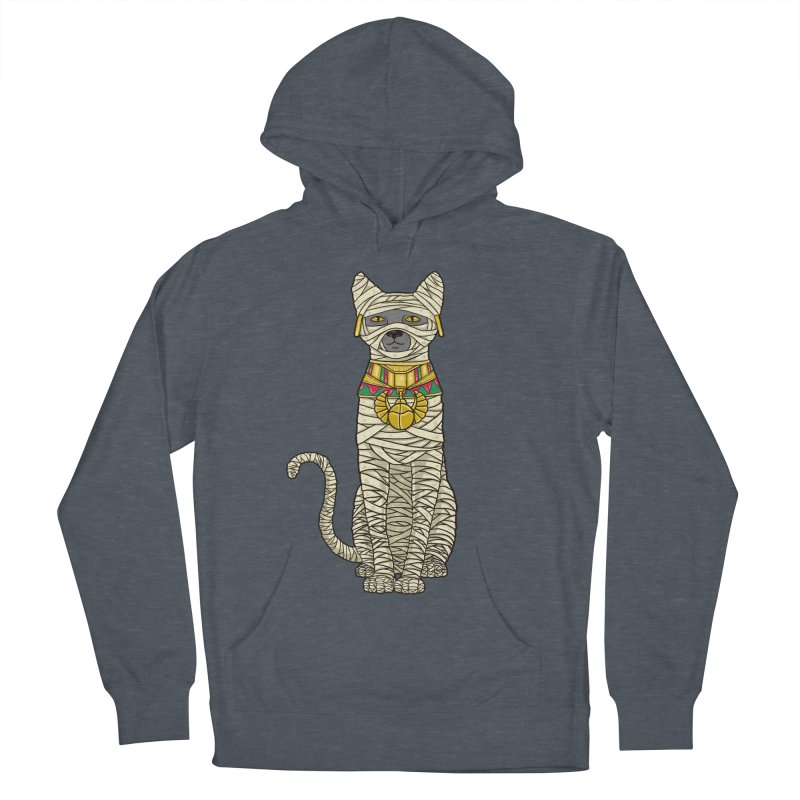 Ancient Cat Return Men's Pullover Hoody by Fathi