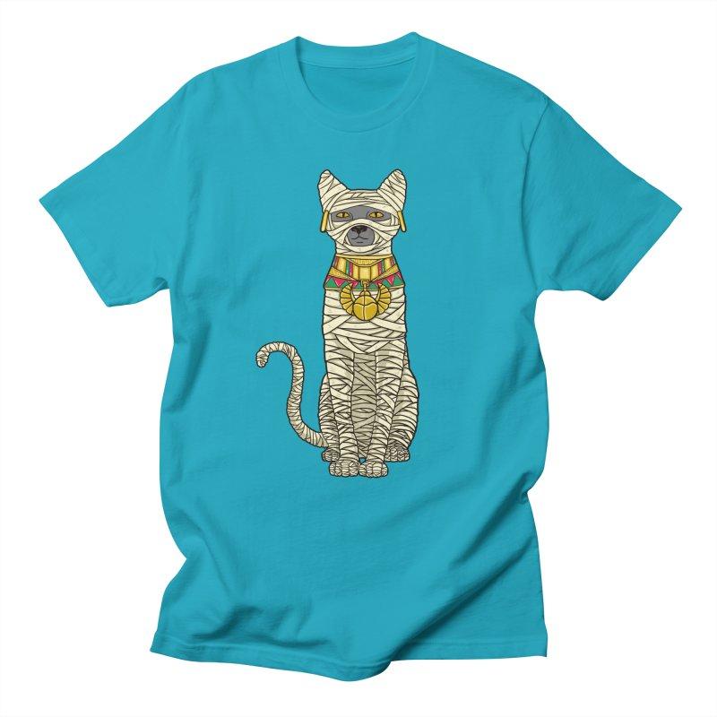 Ancient Cat Return Men's T-Shirt by Fathi