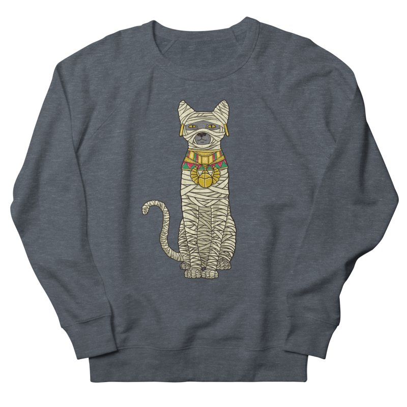 Ancient Cat Return Women's Sweatshirt by Fathi