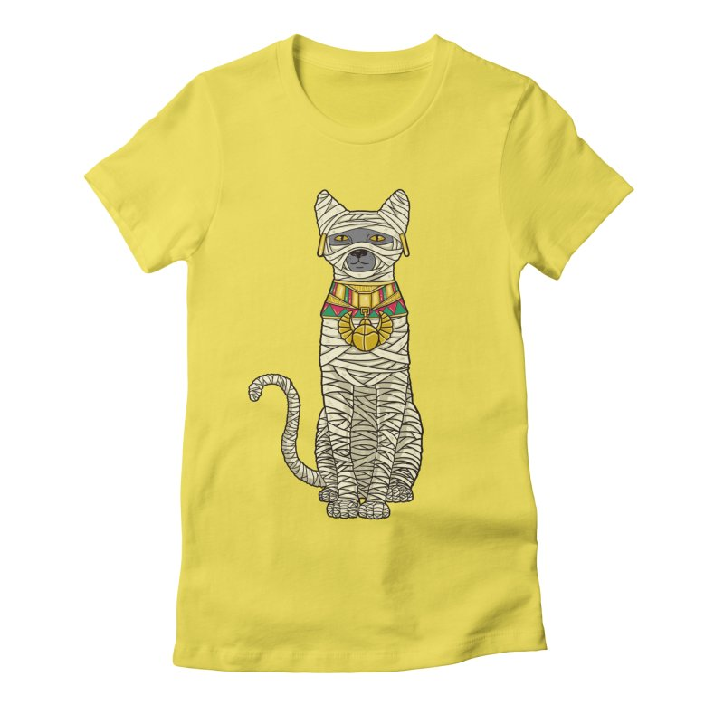 Ancient Cat Return Women's T-Shirt by Fathi