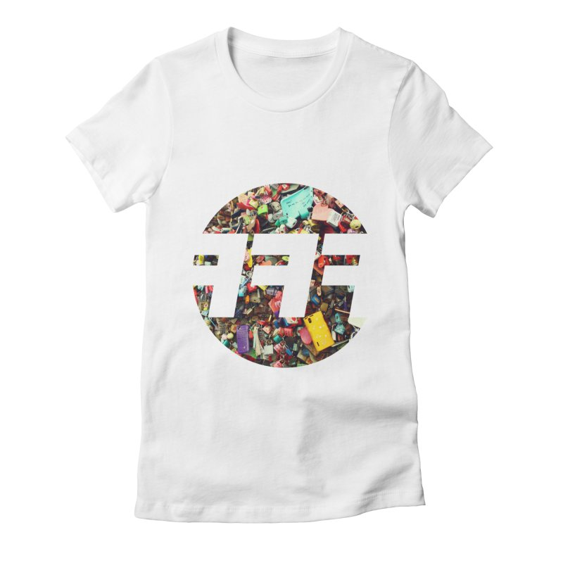 Locks Tee Women's Fitted T-Shirt by Fatigue Streetwear