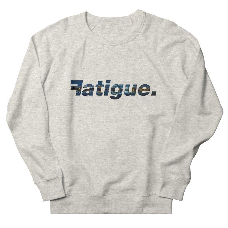 Nightsky Fatigue Men's French Terry Sweatshirt by Fatigue Streetwear