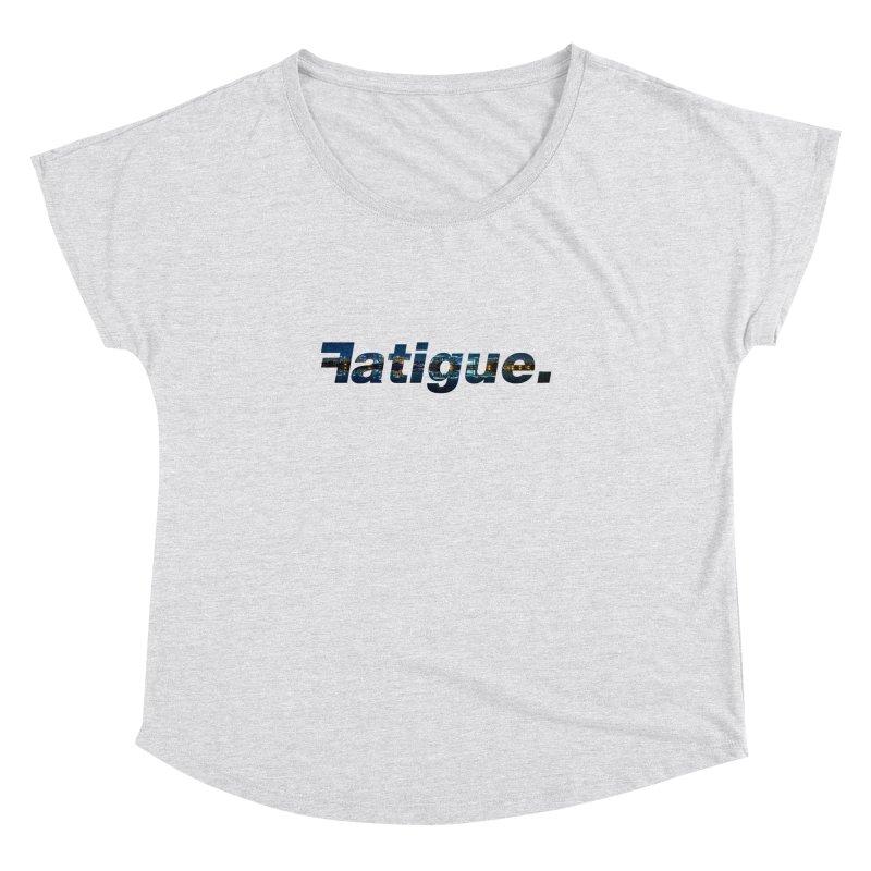 Nightsky Fatigue Women's Dolman by Fatigue Streetwear