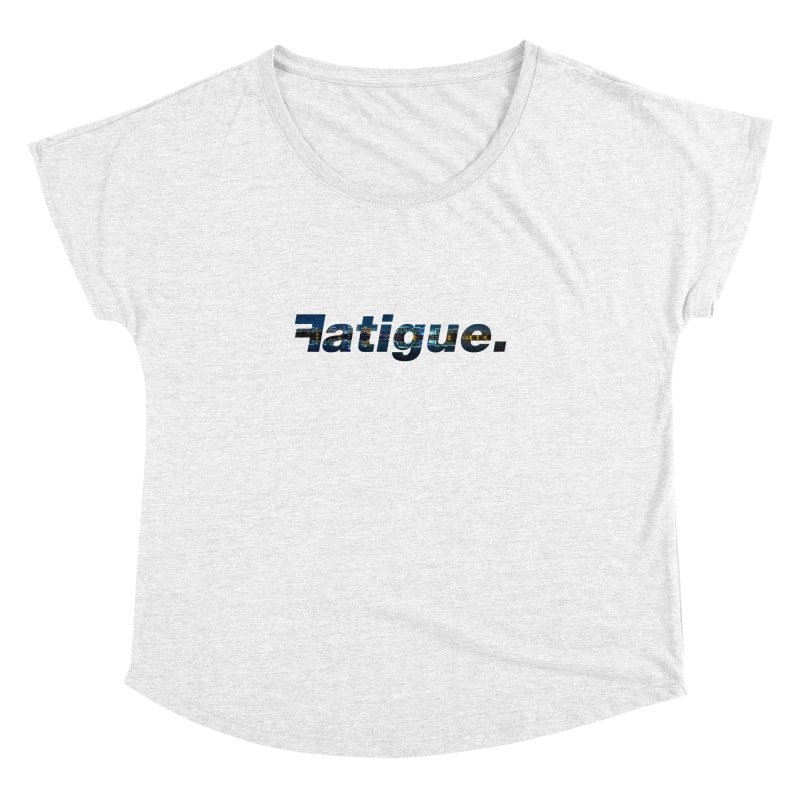 Nightsky Fatigue Women's Dolman by Fatigue Streetwear