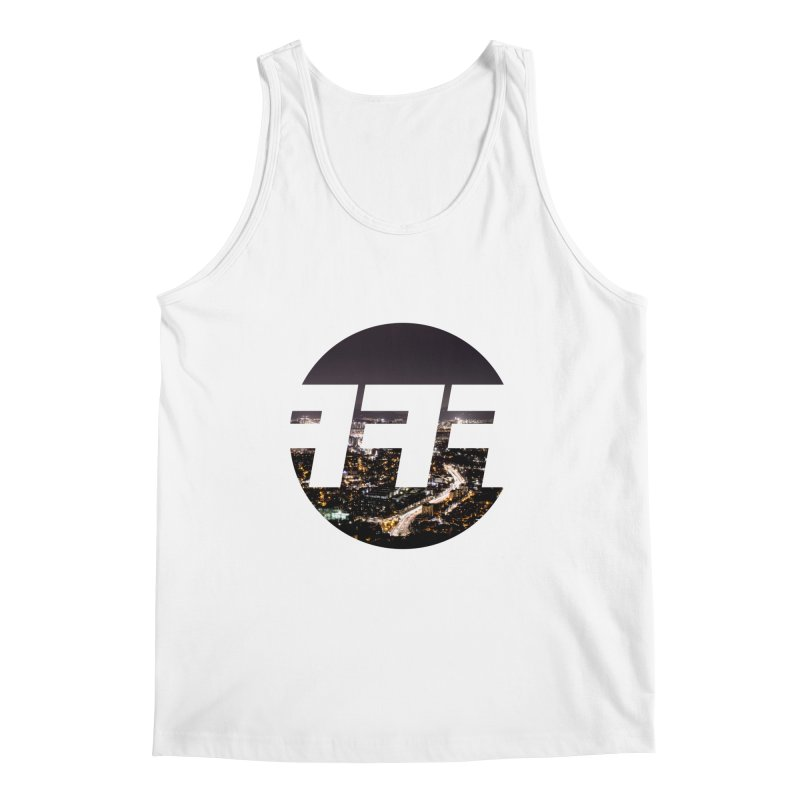 Traffic Tank Men's Tank by Fatigue Streetwear
