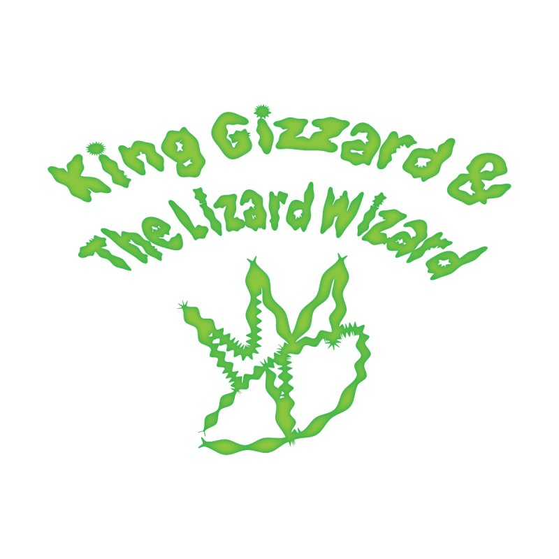 King Gizzard &The Lizard Wizard band fan Women's Zip-Up Hoody by Fat.Max
