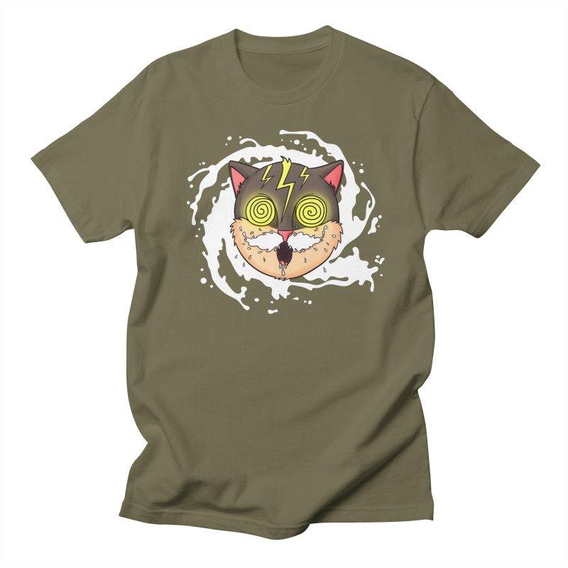 MILK MUSTACHE Men's Regular T-Shirt by Fat.Max