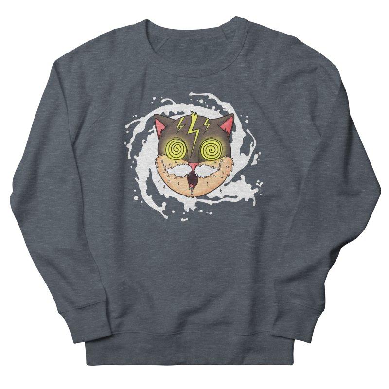 MILK MUSTACHE Men's Sweatshirt by Fat.Max