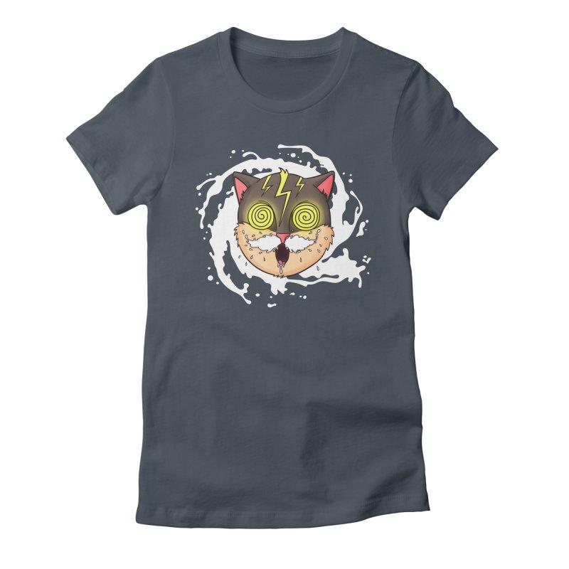 MILK MUSTACHE Women's T-Shirt by Fat.Max