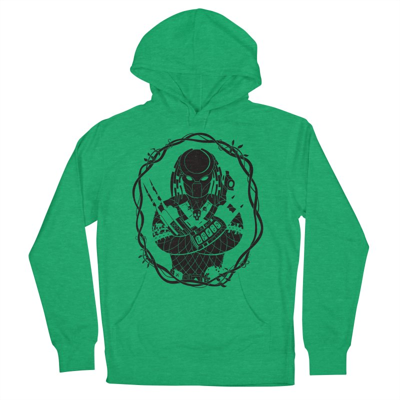 I WANNA ROCK THIS JUNGLE! Women's Pullover Hoody by Fat.Max