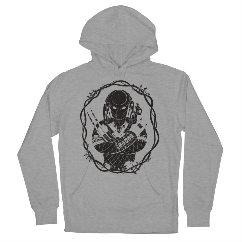 I WANNA ROCK THIS JUNGLE! Men's French Terry Pullover Hoody by Fat.Max