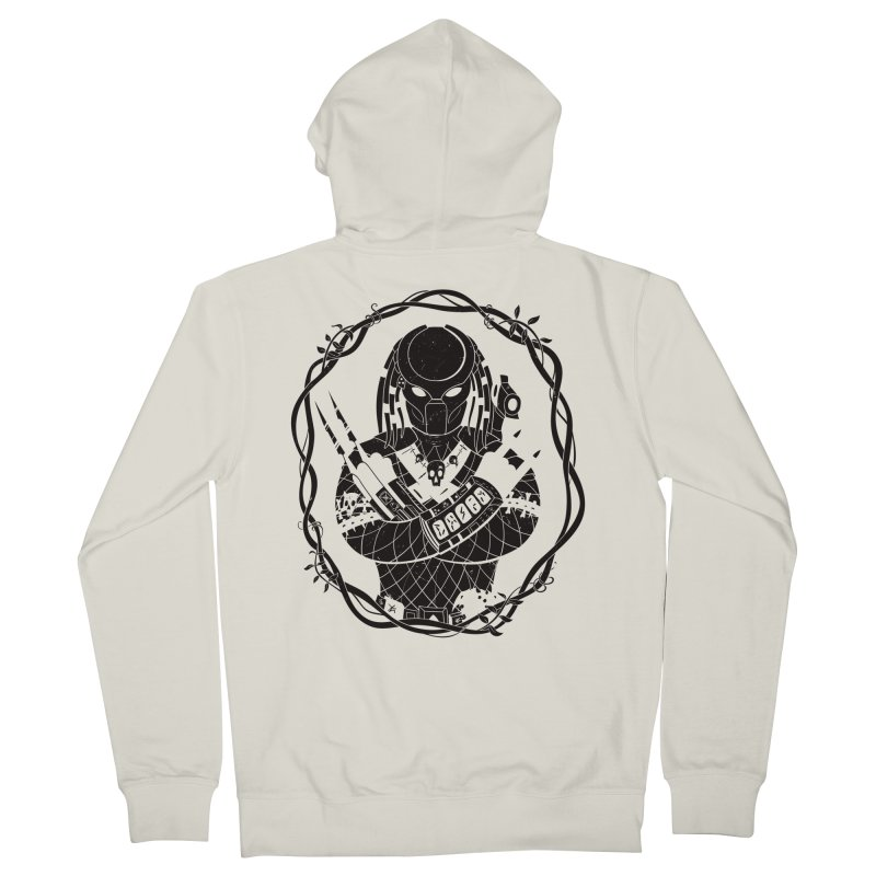 I WANNA ROCK THIS JUNGLE! Women's French Terry Zip-Up Hoody by Fat.Max