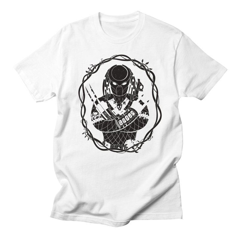 I WANNA ROCK THIS JUNGLE! in Men's Regular T-Shirt White by Fat.Max