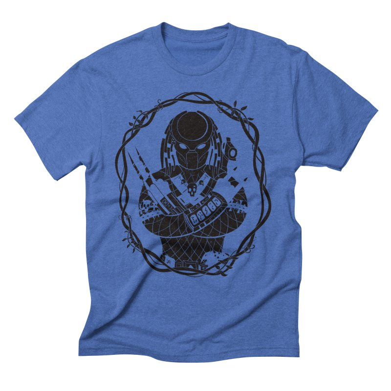 I WANNA ROCK THIS JUNGLE! Men's Triblend T-shirt by Fat.Max