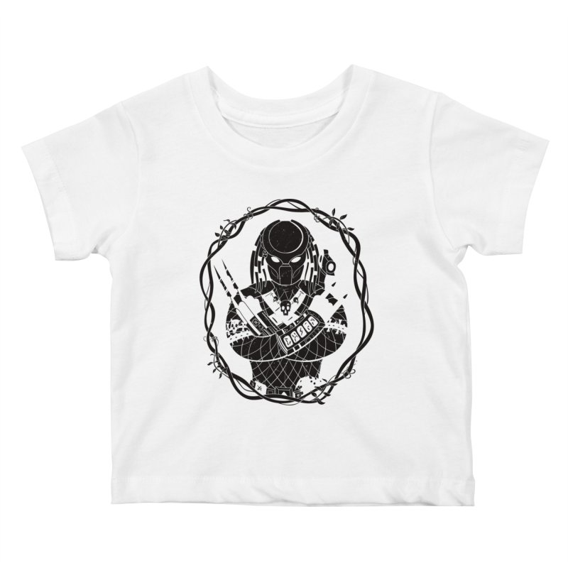 I WANNA ROCK THIS JUNGLE! Kids Baby T-Shirt by Fat.Max