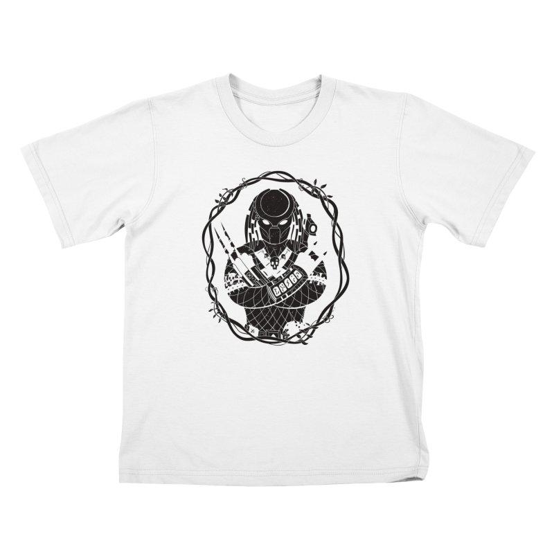 I WANNA ROCK THIS JUNGLE! Kids T-Shirt by Fat.Max