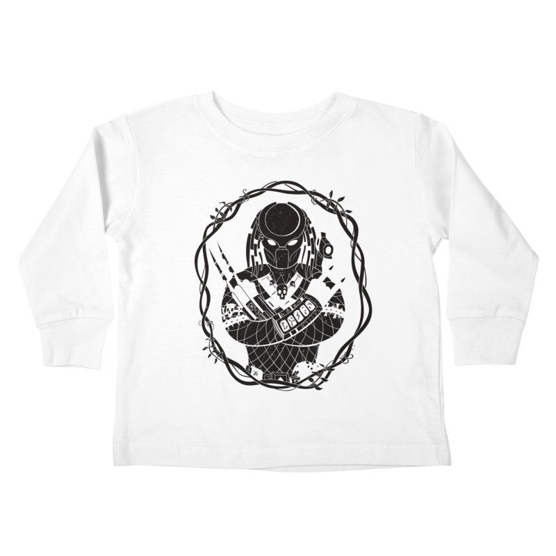 I WANNA ROCK THIS JUNGLE! Kids Toddler Longsleeve T-Shirt by Fat.Max