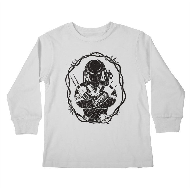 I WANNA ROCK THIS JUNGLE! Kids Longsleeve T-Shirt by Fat.Max