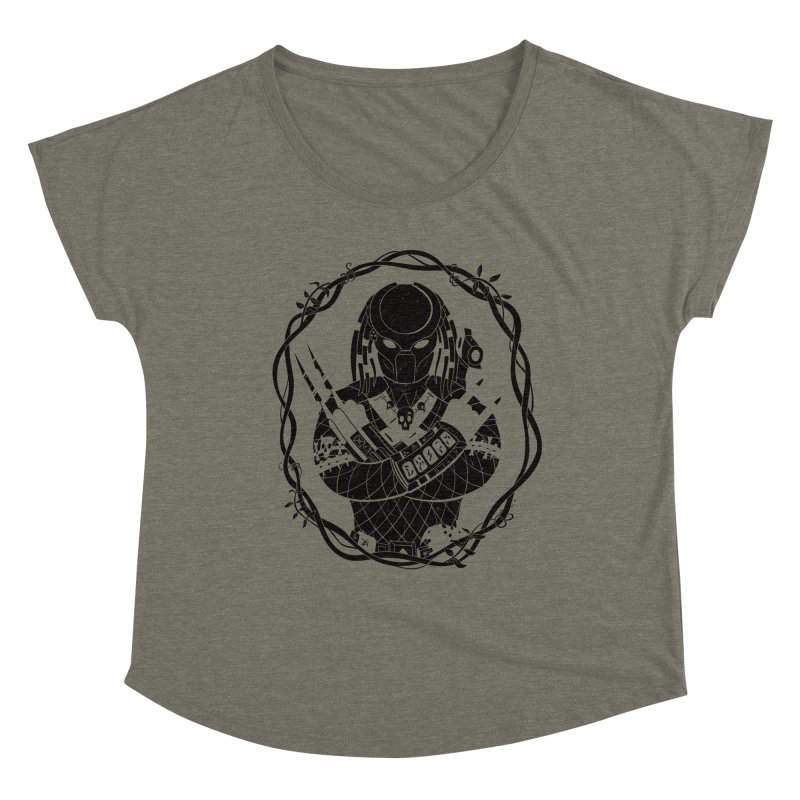 I WANNA ROCK THIS JUNGLE! Women's Scoop Neck by Fat.Max
