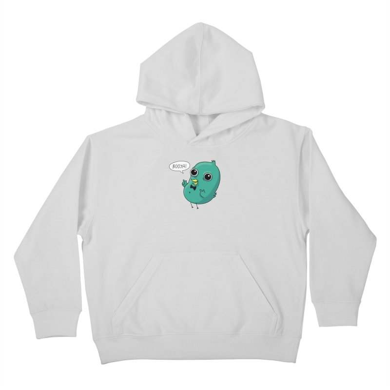 BOOYA! Kids Pullover Hoody by Fat.Max