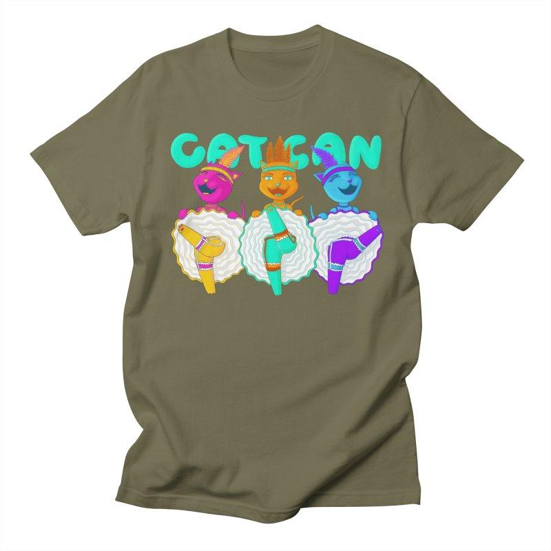 CATCAN Men's T-Shirt by Fat.Max