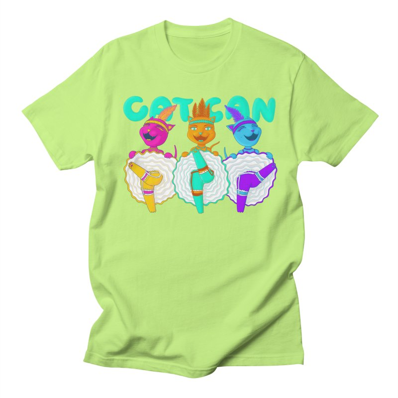 CATCAN Men's Regular T-Shirt by Fat.Max