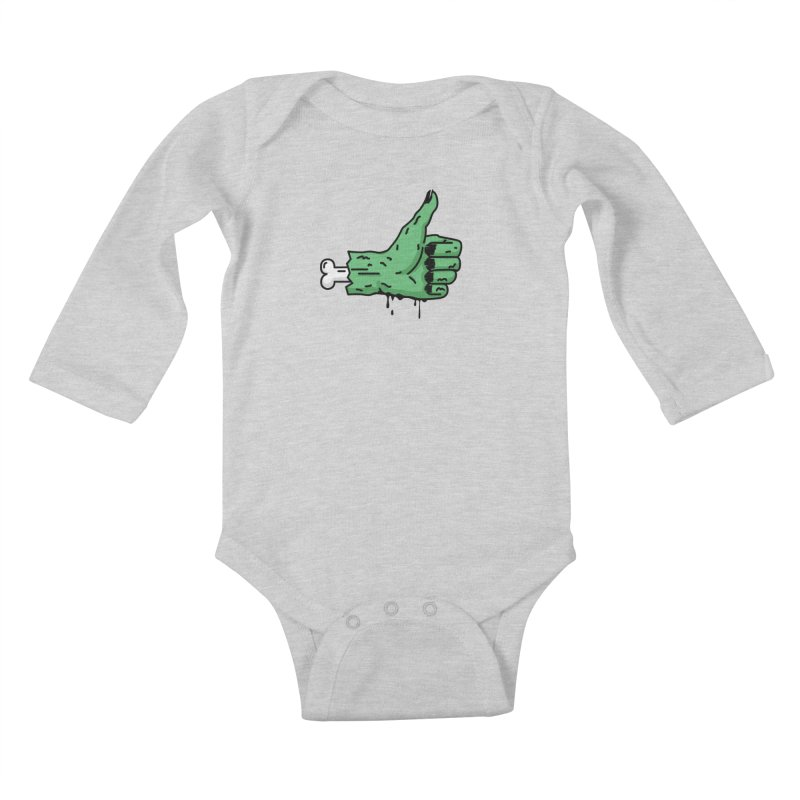 Like Z Kids Baby Longsleeve Bodysuit by Fat.Max