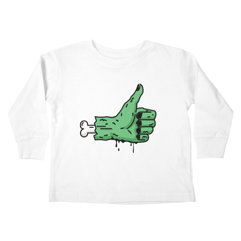Like Z Kids Toddler Longsleeve T-Shirt by Fat.Max