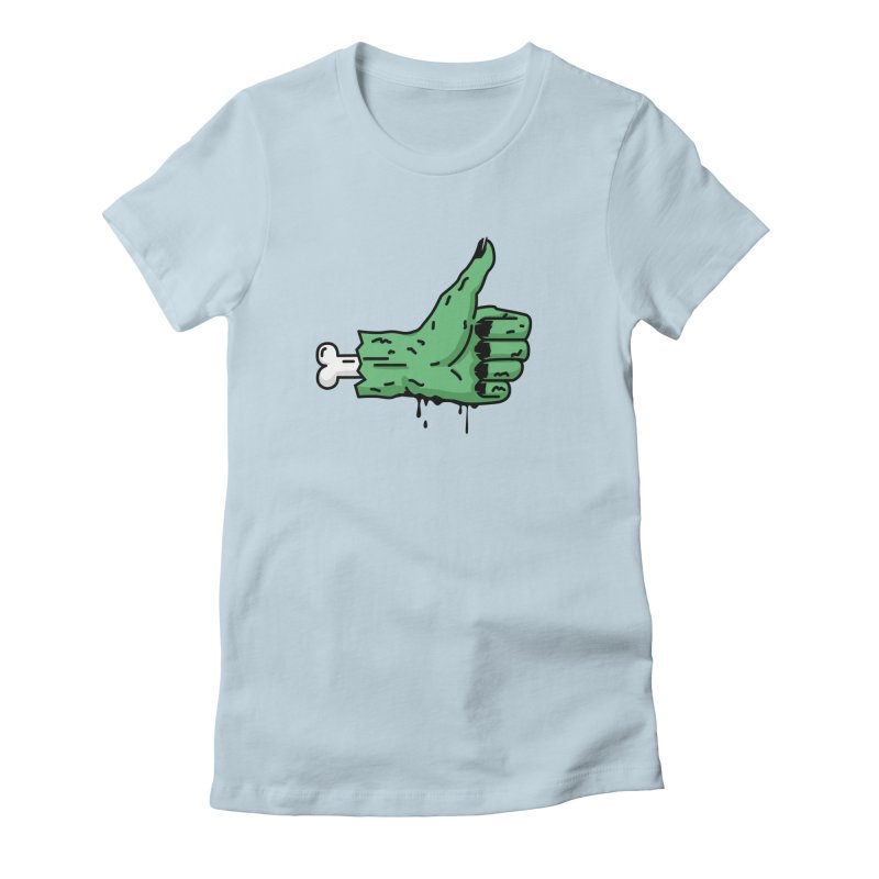 Like Z Women's Fitted T-Shirt by Fat.Max