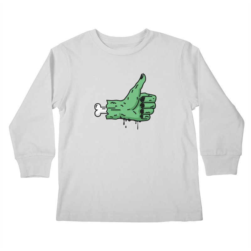 Like Z Kids Longsleeve T-Shirt by Fat.Max