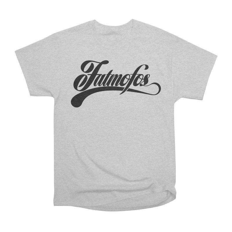 Fatmofos Classic Light T-Shirt Men's T-Shirt by Fatmofos