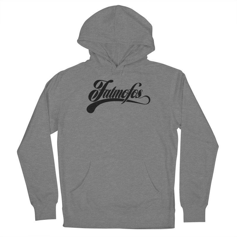 Fatmofos Classic Light T-Shirt Women's Pullover Hoody by Fatmofos