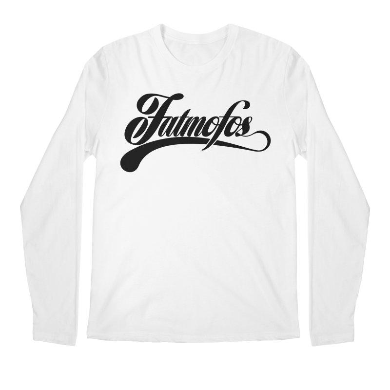 Fatmofos Classic Light T-Shirt Men's Regular Longsleeve T-Shirt by Fatmofos