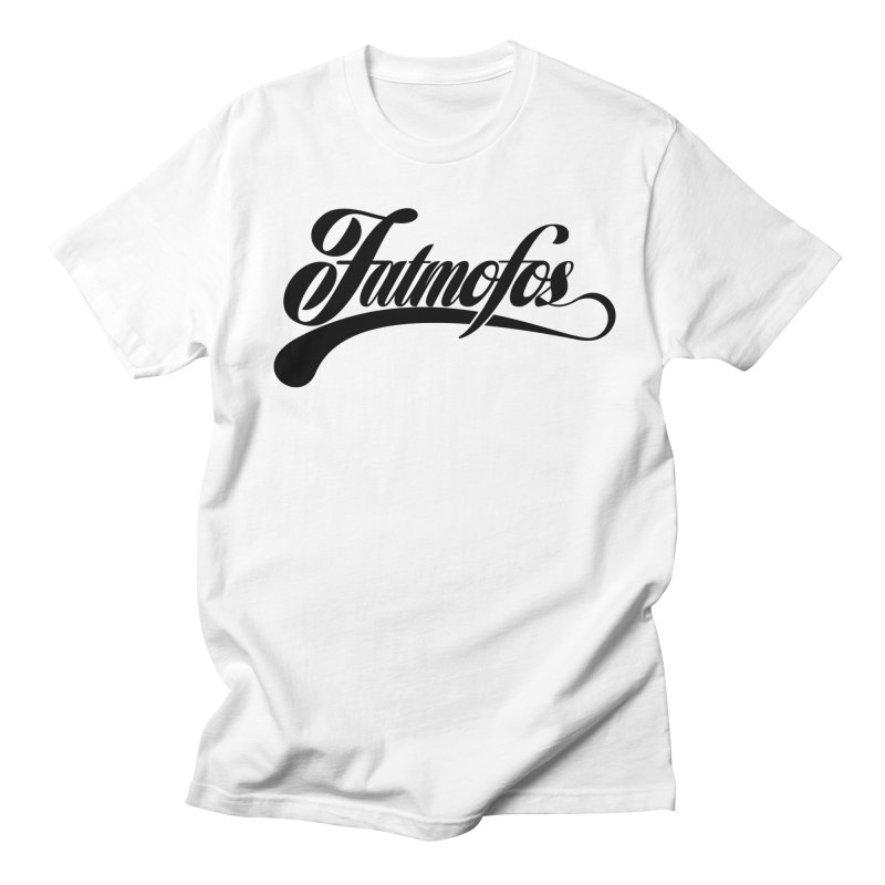 Fatmofos Classic Light T-Shirt Men's Regular T-Shirt by Fatmofos