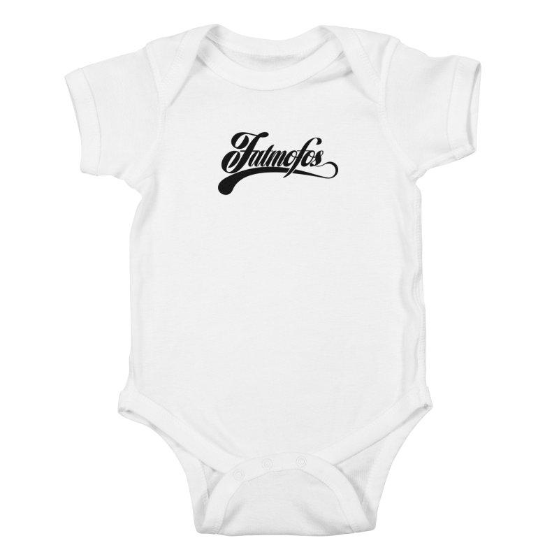Fatmofos Classic Light T-Shirt Kids Baby Bodysuit by Fatmofos