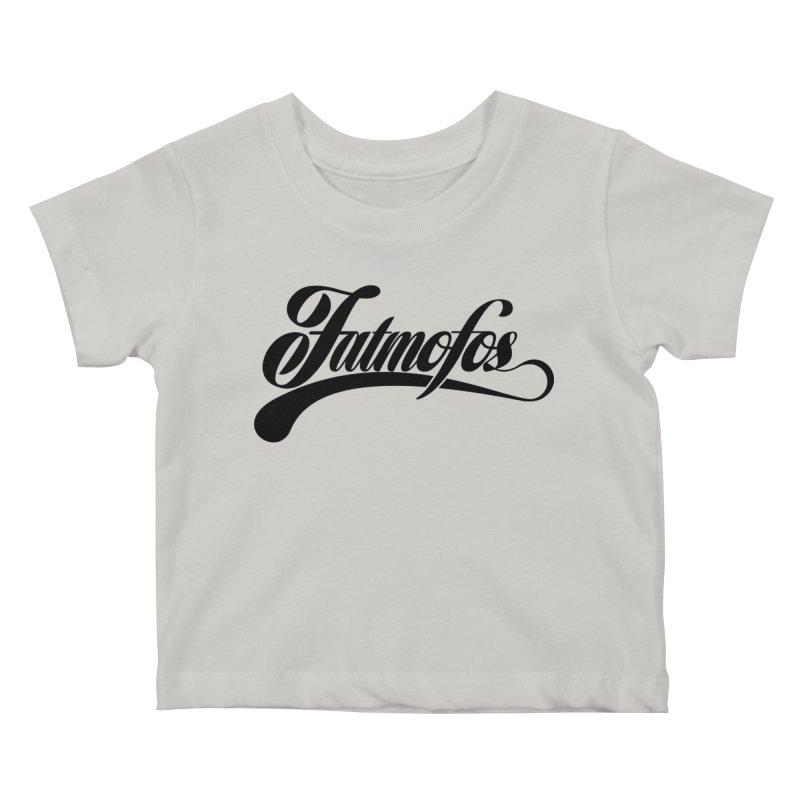 Fatmofos Classic Light T-Shirt Kids Baby T-Shirt by Fatmofos