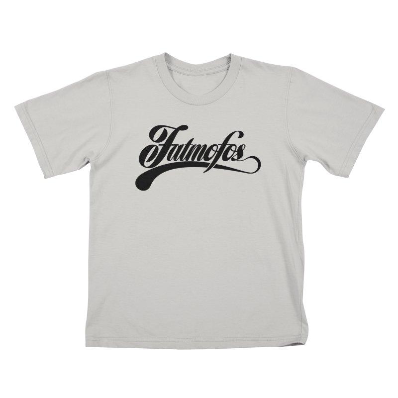 Fatmofos Classic Light T-Shirt Kids T-Shirt by Fatmofos