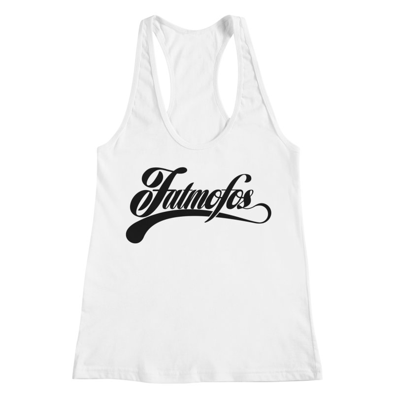 Fatmofos Classic Light T-Shirt Women's Tank by Fatmofos