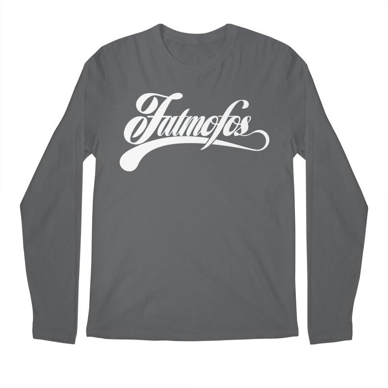 Fatmofos Classic Dark T-Shirt Men's Longsleeve T-Shirt by Fatmofos