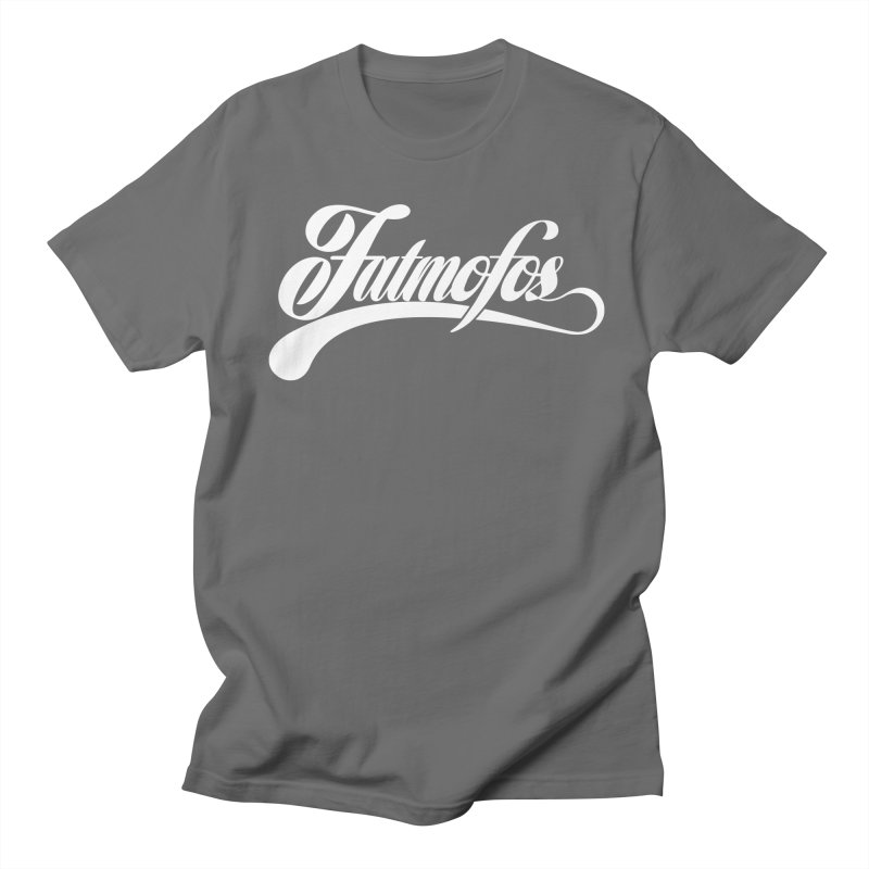 Fatmofos Classic Dark T-Shirt Men's T-Shirt by Fatmofos