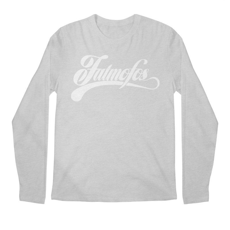 Fatmofos Classic Dark T-Shirt Men's Regular Longsleeve T-Shirt by Fatmofos
